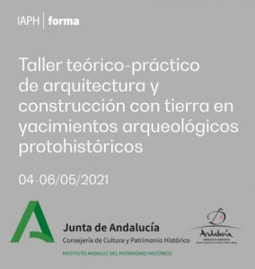 Yacimientos arqueológicos. MediTERRE, the network of Mediterranean professionals of raw earth construction.